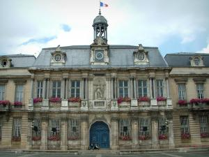 Troyes - Town Hall (Stadhuis)