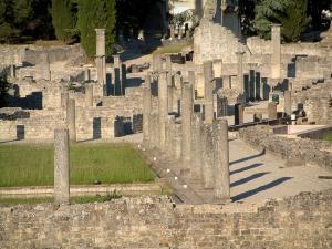 Vaison la romaine 16 images de qualit en haute d finition - Office du tourisme de vaison la romaine ...