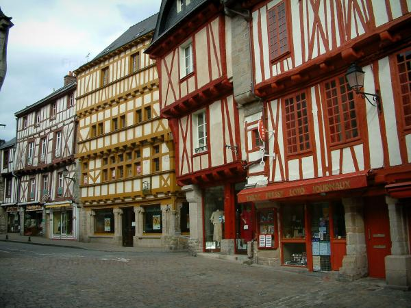 Vannes - Tourism, holidays & weekends guide in the Morbihan