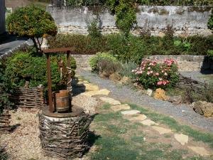 Varen - Medieval garden of the village