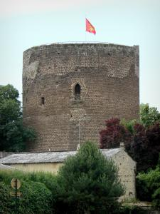 Verneuil-sur-Avre - Grise tower (keep)