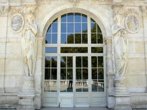 Vichy - Facade of the Conference Centre-Opera