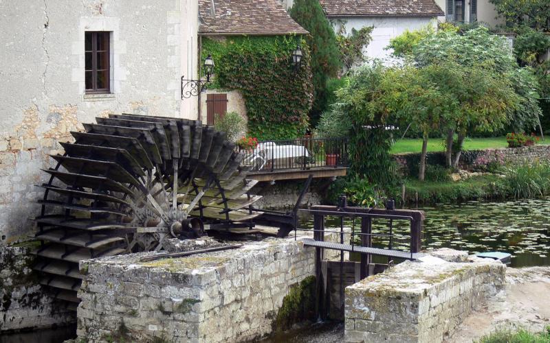 Villes villages de la vienne tourisme vacances week end for Plan de la vienne 86000