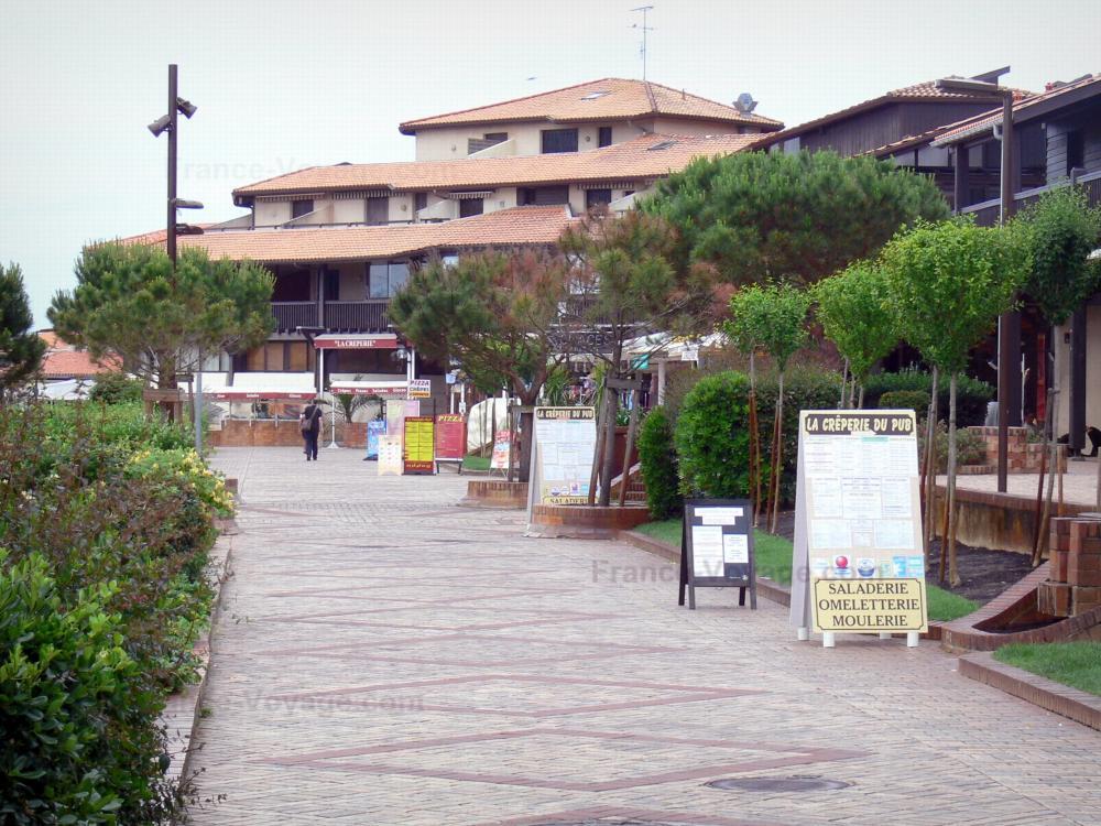 Photos  VieuxBoucau Port DAlbret  Guide Tourisme  Vacances
