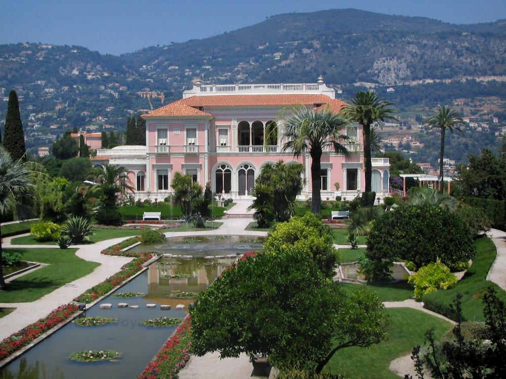 Bilder - Villa Ephrussi de Rothschild - 23 Qualitätsbilder in hoher ...