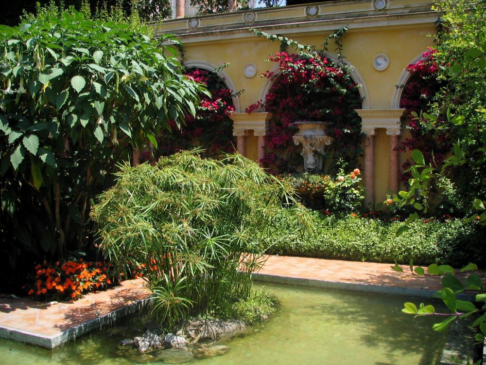 Photos villa ephrussi de rothschild 23 images de for Jardin spanish