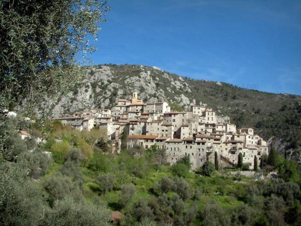 Les villages perch s guide tourisme vacances - Chambre des metiers des alpes maritimes ...