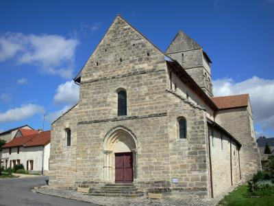 Ville-en-Tardenois church
