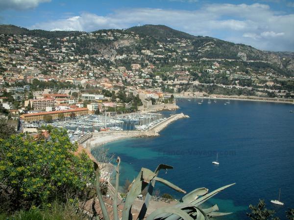 Villefranche sur mer gu a turismo y vacaciones for Piscine nautile villefranche