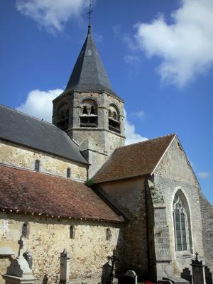 Villevenard church