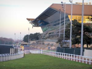 Vincennes racecourse - Grandstands
