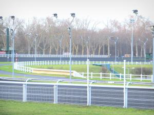 Vincennes racecourse - Racetrack