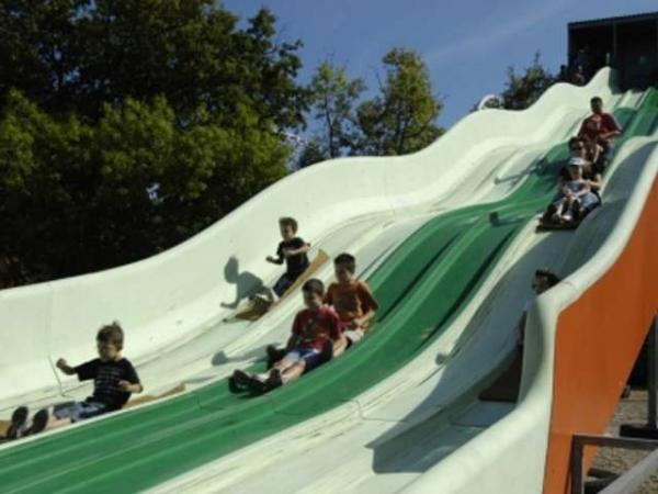 Walibi Sud-Ouest theme park - Tourism, holidays & weekends guide in the Lot-et-Garonne