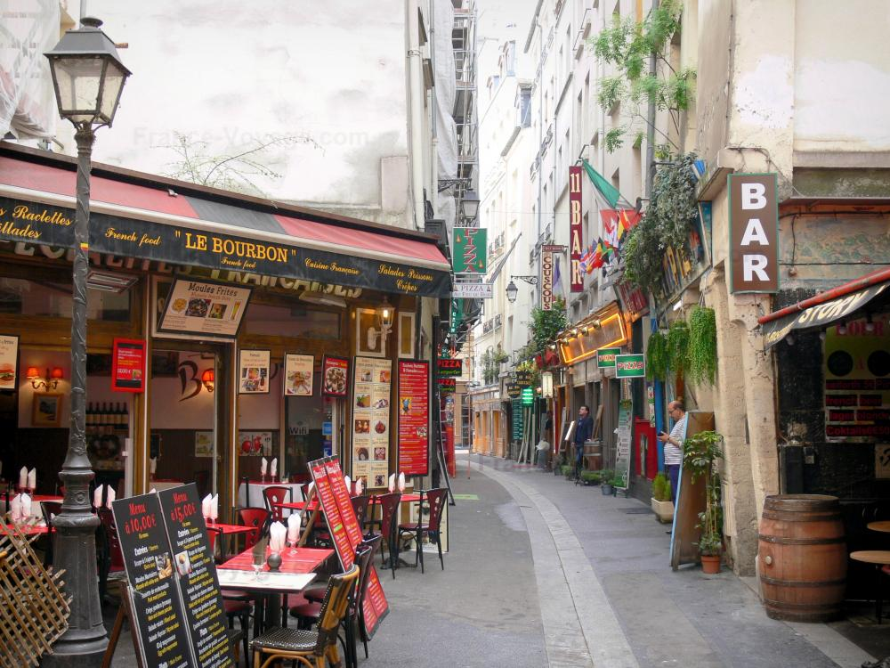 Restaurant A Fontaine Rue Cuvier