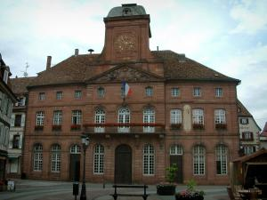 Wissembourg - Town Hall (Stadhuis)