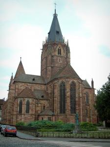 Wissembourg - Saint-Pierre-et-Saint-Paul church