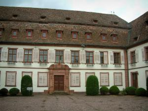 Wissembourg - Stanislas house (former hospital)