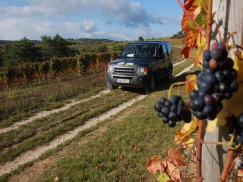 4x4 tour of the Burgundy vineyards - Activity - Holidays & weekends in Beaune