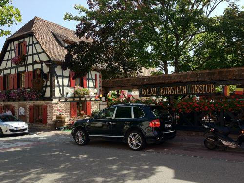 Alsace, chambre, b&b, pension route du vi - Bed & breakfast - Holidays & weekends in Kintzheim