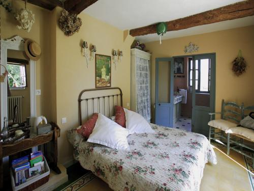 Ancienne ferme de giono - Bed & breakfast - Holidays & weekends in Forcalquier