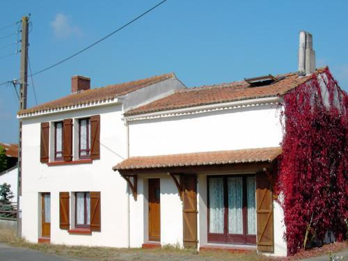 L'Andoussiere - Rental - Holidays & weekends in Montréverd