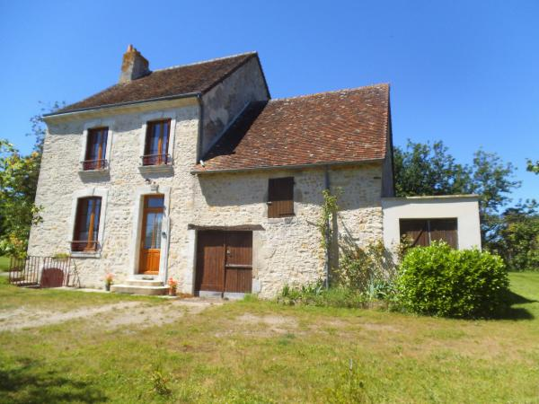 L 'Annexe nord sarthe - Location - Vacances & week-end à Contilly