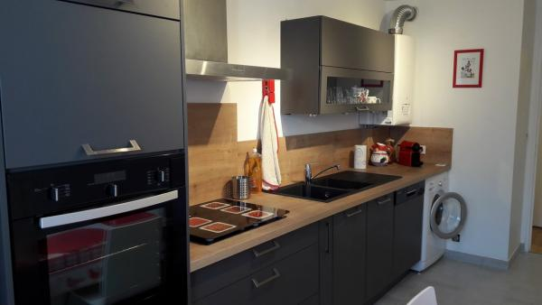 Appartement F2 le vincennes vichy - Location - Vacances & week-end à Vichy