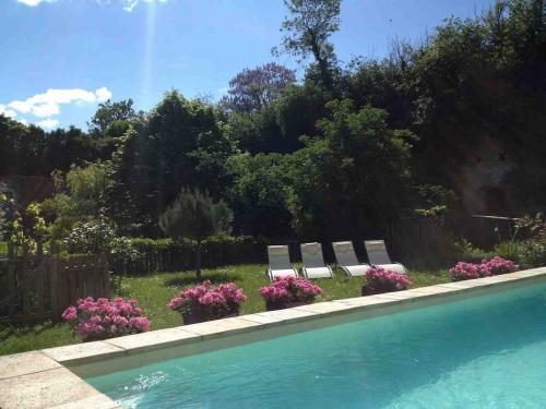 L'Arcane du Bellay - Bed & breakfast - Holidays & weekends in Montreuil-Bellay