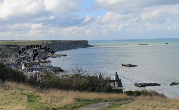 Arroplace-Arromanches sea side - Bed & breakfast - Holidays & weekends in Arromanches-les-Bains