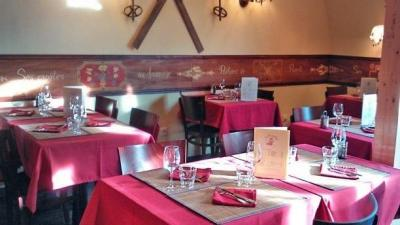 au caquelon ristorante a belfort. Black Bedroom Furniture Sets. Home Design Ideas