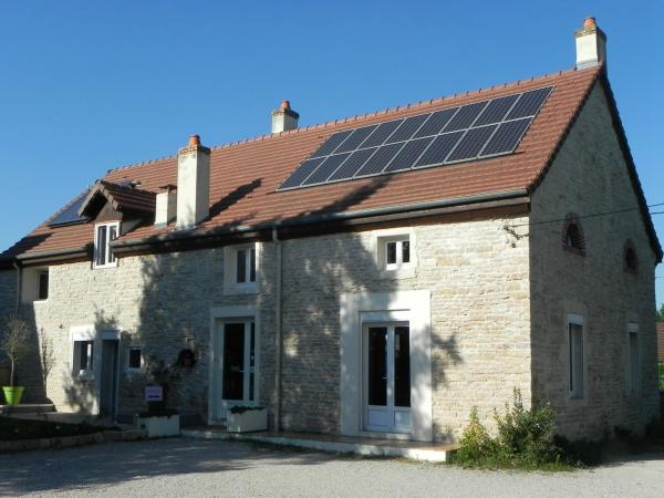 Aux Mésanges - Bed & breakfast - Holidays & weekends in Labergement-Foigney