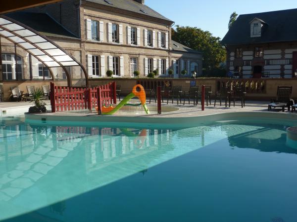La baie de somme camping au crotoy for Hotel baie de somme avec piscine