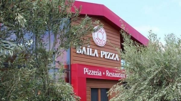 Baila Pizza - Restaurant - Vacances & week-end à Montagnat