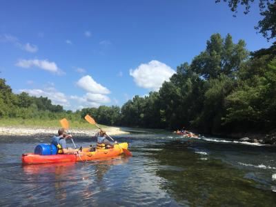Canoe balade