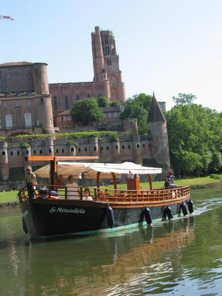 Barge trip in Albi and on the Tarn - Activity - Holidays & weekends in Albi