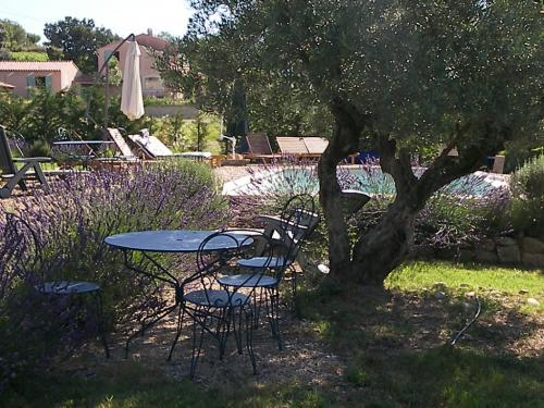 La bastide d'Adéona, gite 'Twingo' - Rental - Holidays & weekends in Le Barroux