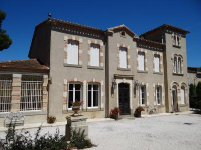 Bed breakfast l 39 orangerie carcassonne chambre d 39 h tes - Chambres d hotes carcassonne environs ...