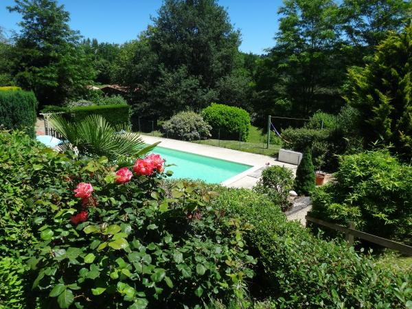 Bed and Breakfast Le Pygargue - Bed & breakfast - Holidays & weekends in Sarlat-la-Canéda