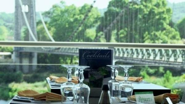 Bellevue - Restaurant - Holidays & weekends in Saint-Martin-d'Ardèche