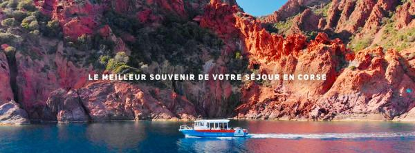 Boat tour of Scandola, Piana, Girolata - Activity - Holidays & weekends in Casaglione
