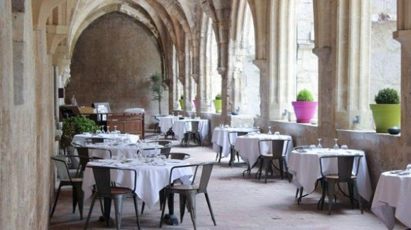 Brasserie le chauffoir du couvent royal saint maximin - Restaurant la table de bruno saint maximin ...