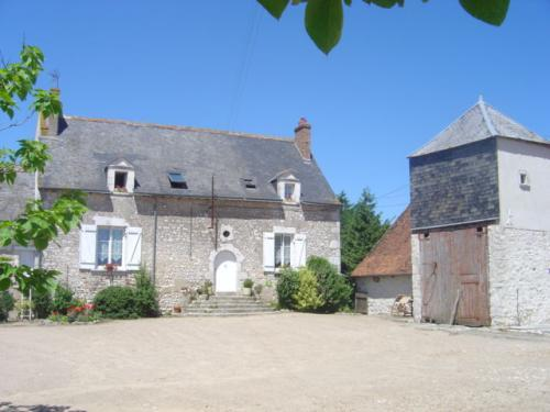 La caillaudiere - Bed & breakfast - Holidays & weekends in Valaire