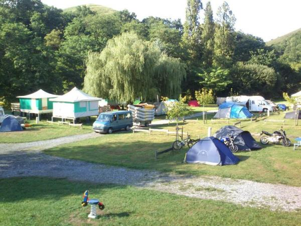 Camping Amestoya - Camping - Vacances & week-end à Bidarray