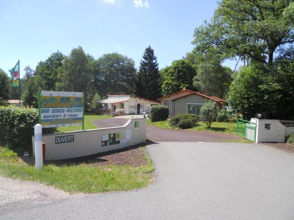 Camping bel air - Camping - Vacances & week-end à Saint-Ours
