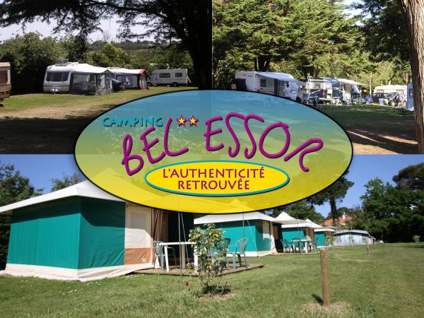 Camping Bel Essor - Camping - Vacances & week-end à Saint-Michel-Chef-Chef