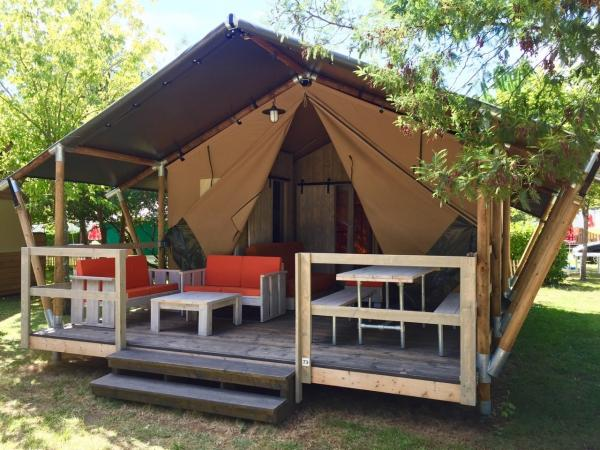 Camping Le Bon Coin - Camping - Vacances & week-end à Hourtin