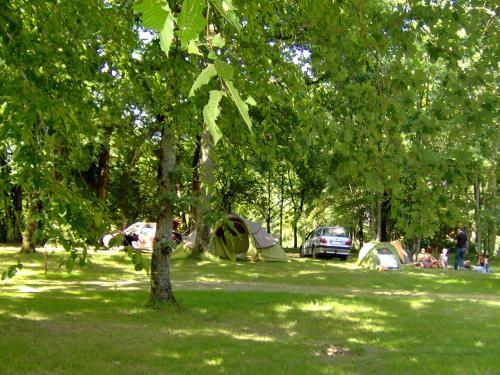 Camping de la Courtillerie - Camping - Vacances & week-end à Saints-en-Puisaye