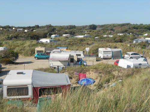 Camping des Dunes - Campsite - Holidays & weekends in Camiers