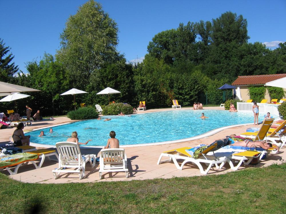 Photos camping des gorges de l 39 allier campsite in langeac - Tom sawyer swimming pool rialto ca ...