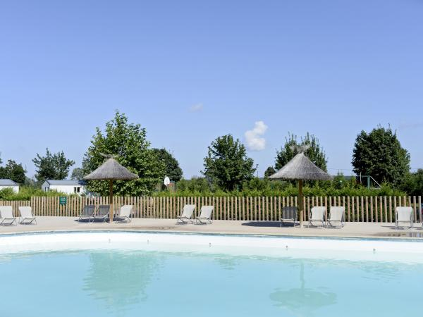 Camping Huttopia la Plage Blanche - Camping - Vacances & week-end à Ounans